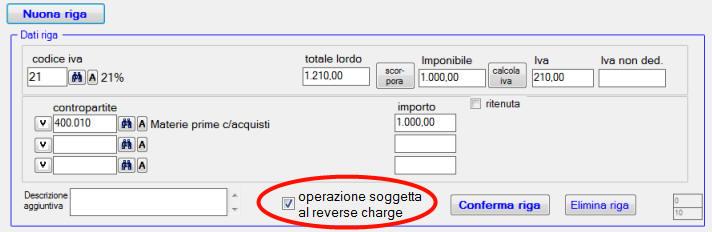Reverse charge acquisti intracomunitari e subappalti edili - Calcola imposta di registro ...